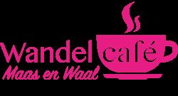 Logo wandelcafé klein roze